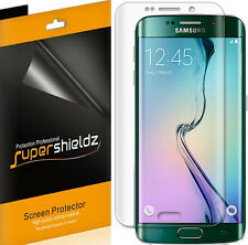 3X Supershieldz Full Screen HD Clear Screen Protector For Samsung Galaxy S6 Edge
