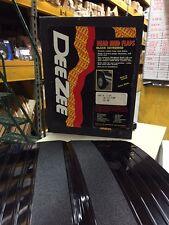 BRAND NEW DEE ZEE PART# 11-950 REAR MUD FLAPS FULL SIZE PICK UP 4 X 4 VAN