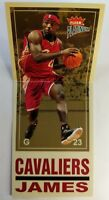 "2003 03-04 Fleer Platinum ""BIG Signs"" Lebron James Rookie RC #7, Insert"