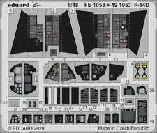 Eduard 1/48 Grumman F-14D Tomcat Zoom Set # FE1053