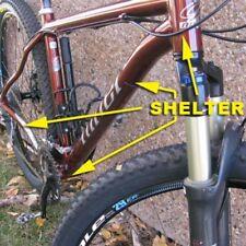 Pellicola Shelter Mariposa extra spessore kit bici pre tagliato originale