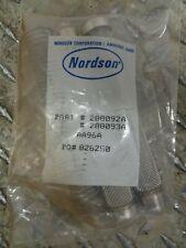 NORDSON 288092A FILTER (2 EA) & 288093A SPRING (1 EA)