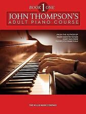 Adult Piano Course Bk. 1 by John Thompson (2005, Paperback)