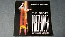 FREDDIE MERCURY - THE GREAT PRETENDER .     12''Vinyl SP.