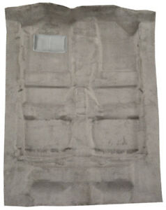 1984-1994 Ford Tempo Carpet Replacement - Cutpile - Complete | Fits: 2DR