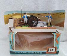 britains 9737 gun of the revolution in original box