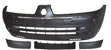 RENAULT CLIO MK3 2001-2005 FRONT BUMPER WITH MOULDINGS BRAND NEW