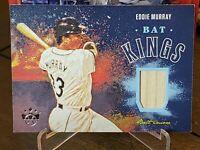 2020 Diamond Kings Bat Kings Relic #BK-EM Eddie Murray - Baltimore Orioles
