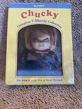 Chucky Complete 7-movie Collection Blu-ray Brand New Sealed