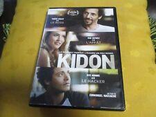 "DVD ""KIDON"" Tomer SISLEY, Bar REFAELI, Kev ADAMS / film Israelien de E. NACCACHE"