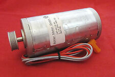 Buhler 12v - 24v DC Motor with Pulley Xerox Phaser Printer 850 860 8200 Y-Axis,