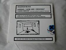 Radiohead - Airbag/How Am I Driving? -  [EP] [Limited]  (CD, Mar-2007, Capitol)