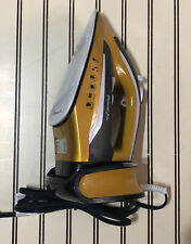 New listing Power Xl As Seen On Tv Cordless Iron & Steamer 1400W Iron w Power Base