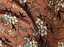 Viscose Fabric 100% (per metre) 'Ferndale 'J', dress fabric, womenswear