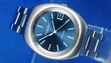 Vintage IWC International Watch Company electrónica F300Hz Reloj Nuevo Viejo Stock