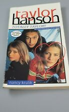 TAYLOR HANSON TOTALLY TAYLOR PAPERBACK