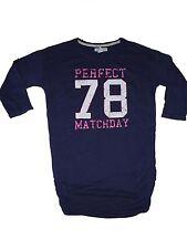 H & M tolles Long Shirt Gr. 170 dunkelblau !!