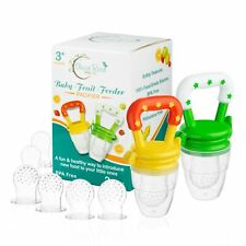 Baby Fruit Feeder Pacifier (2 Pack) / Fresh Food (3-12 Months)