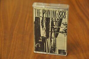 "The Painting ""888"" (1994, Cassette Tape) Saginaw Michigan Rock Band Handwritten"