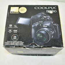 Nikon Coolpix B700 20.2MP HD 4K Bridge Camera Flip Screen 60x Tested in Box