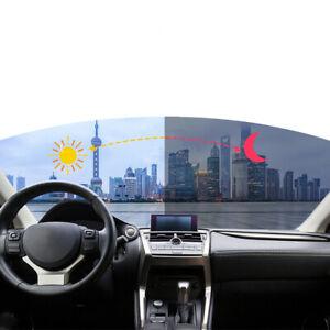 Auto Car Window Glass Tint Smart Color Changed Nano Ceramic Solar Tint 1.52x0.5M