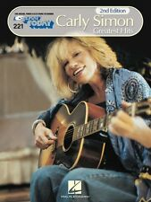 Carly Simon Greatest Hits Sheet Music E-Z Play Today Book NEW 000102190