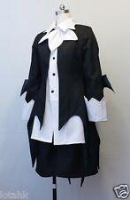 xxxHOLiC Maru Cosplay Costume Custom Made Black Lotahk