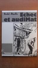 ECHEC ET AUDIMAT - E.O. - BODET - BIGOTTO - FUTUROPOLIS -1988-