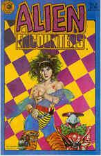 Alien Encounters # 5 (Story muestreador, Richard Corben, david dorman) (Estados Unidos, 1986)