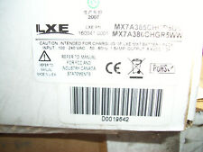 LXE Barcode Battery charger, # 160041-0001, New