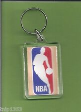 New NBA Basketball Plastic Key Chain