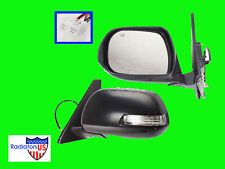 2010 2011 2012 2013  Toyota 4Runner Driver Side View Signal Mirror Power Heated
