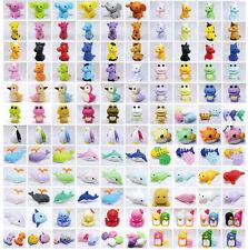 Japanese IWAKO / DREAM 40 ANIMAL Puzzle Rubber Eraser PARTY BAG