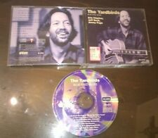 "Clapton Beck Page CD "" THE YARDBIRDS "" Blues/Charly Record"