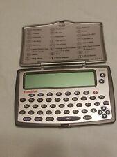 Franklin TG-450 12 European Translator.  Needs battery.