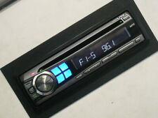 Old School Alpine CDE-9870 Car Audio Radio STEREO CD MP3 Player In Dash Receiver