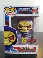 Television Funko Pop - Skeletor Glow (GITD) - Masters of the Universe - No. 1000