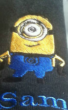 MINION PES embroidery Designs for BROTHER MACCHINA... CD...