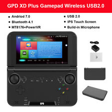 "5"" Touch GPD XD Plus Game Console Gamepad Bluetooth WiFi USB Android 7.0 Player"