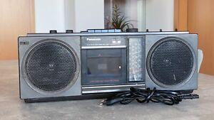 VINTAGE PANASONIC RADIO RX-4922L RADIO CASSETTE RECORDER