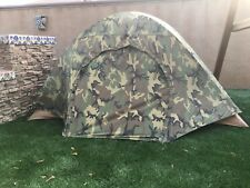 USMC DIAMOND Marine  2-Man-Tactical-Combat Tent and Rain-fly, poles,stakes