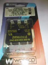 Watsco, EAC-650, Linebacker Solid State Delay Timer