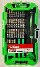 Hyper Tough 77 Piece Electronic Smart Phone Repair Kit | Brand New!!