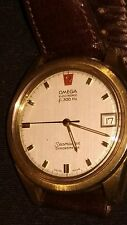Vintage Omega Seamaster F300Hz Chronometer