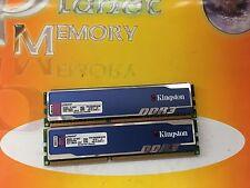 8GB 2X 4GB DDR3 PC3-10600 1333MHz 240pin NON ECC LOW DENSITY KHX1333C9D3B1K2/8G