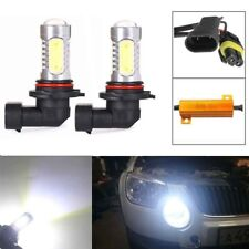 9006 LED Projector Fog Driving Light DRL 7.5W No Error For BMW E60 525i 530i M5