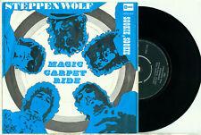 "STEPPENWOLF Magic Carpet Ride (1968 RARE DUTCH STATESIDE PS EX+ VINYL SINGLE 7"")"