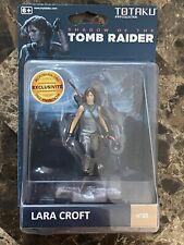 Figure Totaku Collection:Shadow of the Tomb Raider: Lara Croft (10 cm) New