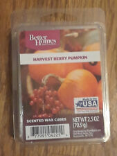 Better Homes and & Gardens Scented Wax Cubes Candle Melts Tarts NEW Scents SALE