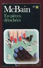 MCBAIN: EN PIECE DETACHEES. CARRE NOIR. 1983